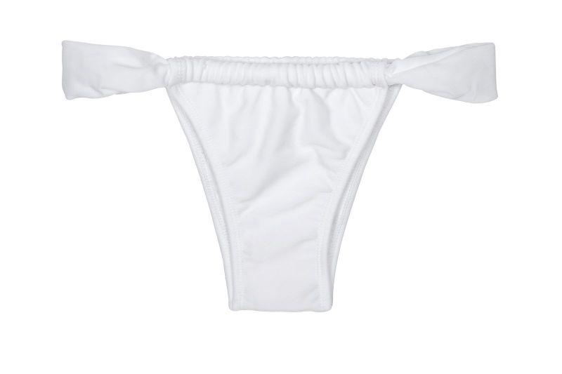 Adjustable bottom - CALCINHA OURO BRANCO