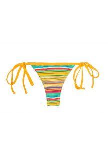 Bas maillot de bain brésilien - CALCINHA PEIXE AMARELO