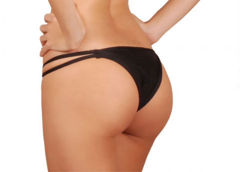 Brazilian bottom - CALCINHA PRETO DUO