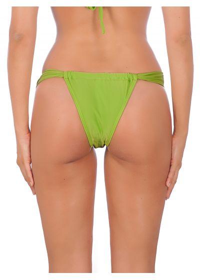 Green sliding tanga brief - JUREIA SUMO