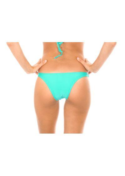 Sea green Brazilian bikini bottoms - MARE BASIC