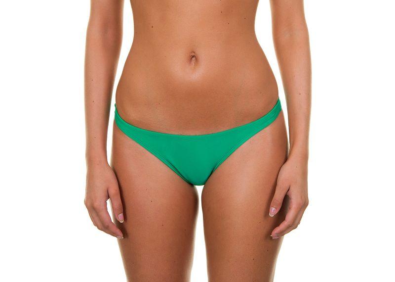 Зеленые нерегулируемые плавки-бикини - PETERPAN BASIC