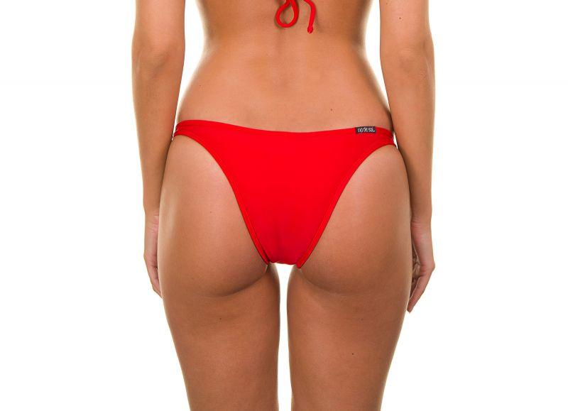 Brazilian bottom - RED BASIC