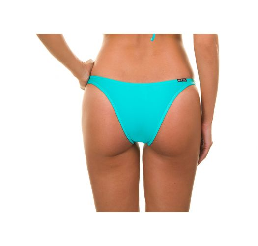 Sky blue Brazilian bikini bottoms - SKY BASIC