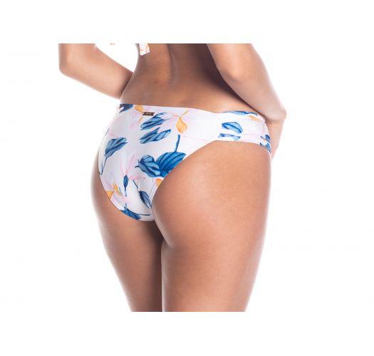 BBS X SAHA - blomstret festet bikiniunderdel - BOTTOM CUMBIA FLORAL SWEETNESS