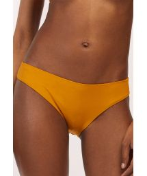 Mustard fixed bikini bottom - BOTTOM SAMBA RIO MELLOW YELLOW