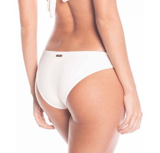 Grauweiße feste Bikinihose - BOTTOM SIERRA IVORY