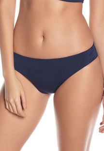 Navy fixed bikini bottom - BOTTOM SIERRA ULTRAMARINE BLUE