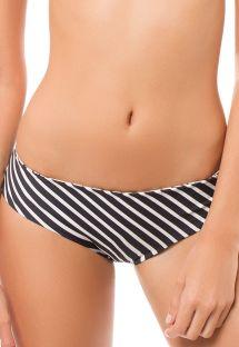 Dwustronne figi do bikini - CALCINHA AURORA BOTANICAL