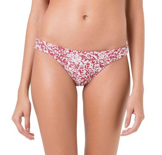 Fixed Brazilian bikini - BOTTOM LIBERTY