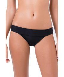 Black fixed Brazilian bottoms - BOTTOM MAREVA