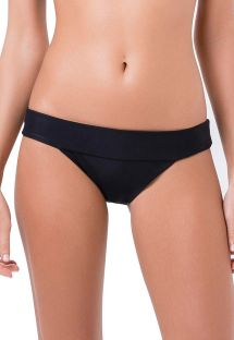 Black fixed Brazilian bottoms - BOTTOM MAREVA
