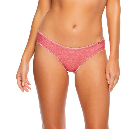 BOTTOM LUXE STITCH FREE STARDUST ROSE PINK