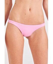 Purple pink fixed scrunch bikini bottom - BOTTOM ASSIMETRIA LILAS