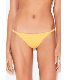 Gelbe Bikinihose mit schmalen Seiten - BOTTOM TIRINHA FRIDA