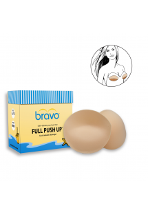 BRAVO FULL PUSH-UP NUDE A/B