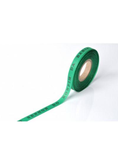 Рулон бразильской ленты зеленого цвета - ROLLER BONFIM - ARMY