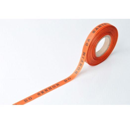 Orangenes Bonfim-Endlosarmband - ROLLER BONFIM - LARANJINHA