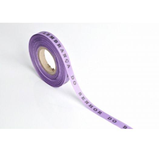 Рулон бразильской лентысиреневого цвета - ROLLER BONFIM - ROXO