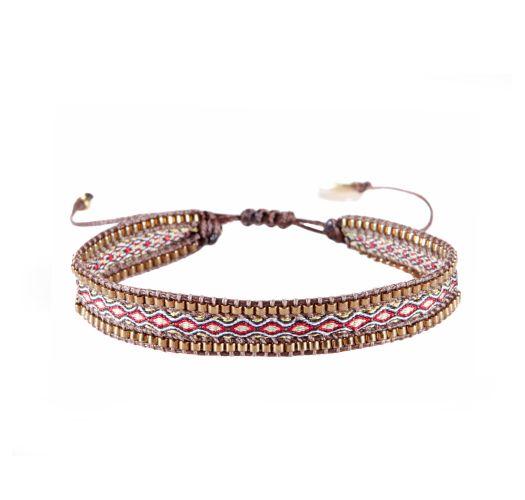 Bracelet CANAL BEIGE
