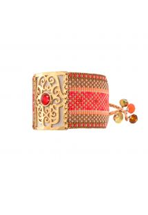 Vòng đeo tay - GOTHIC HAMSA HAND GP 948