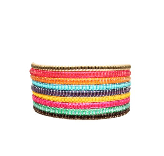 Armband - Multirows BE 404 Med