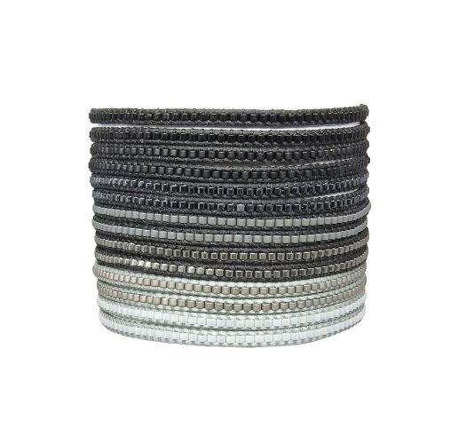Bracelet - Multirows BE 406