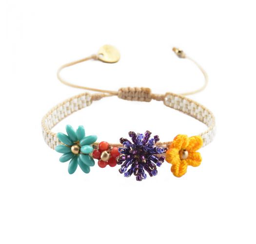 RIO FLOWERS-BE-S-7605