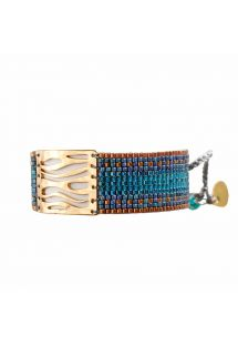 Pulsera HIPANEMA WAVES GP 1055 MED