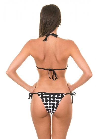 Brasiliansk Bikini - BOLINHAS PRETO