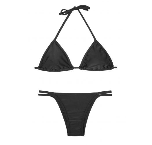 Brazilski bikini - RiodeSol PRETO DUO