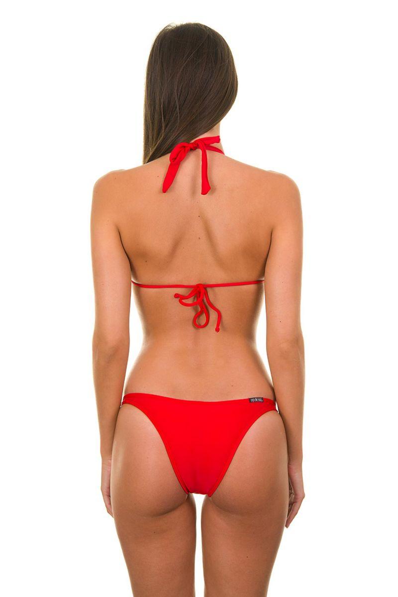 Brazilian Bikini - RED CORTINAO BASIC