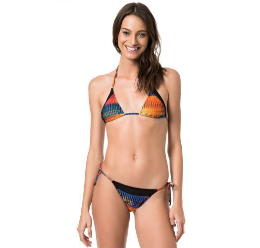 Bikini brésilien sport, collaboration avec Adidas - ORANGE RIO