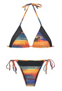 Braziliesu bikini - ORANGE RIO