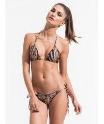 Brazilian Bikini - TATOO TRIBAL