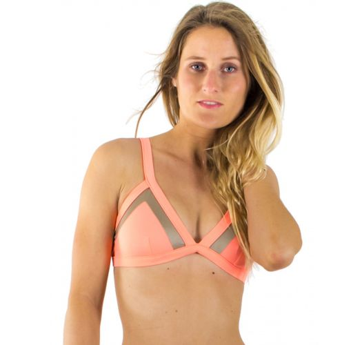 CORAL AND BRONZE CONTRASTS MIRAGE RIPCURL