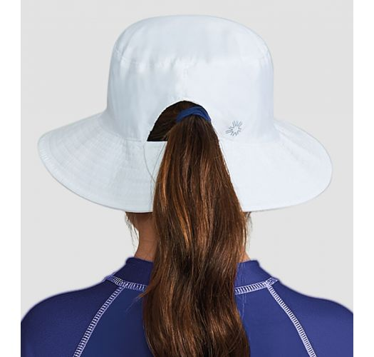 CHAPEU CALIFORNIA KIDS BRANCO - SOLAR PROTECTION UV.LINE