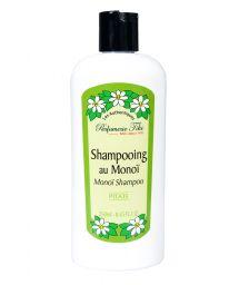 Shampoo with monoï extract, Tahitian jasmin scented - SHAMPOOING TIKI AU MONOÏ PITATÉ 250ML