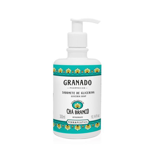 CH� BRANCO LIQUID SOAP
