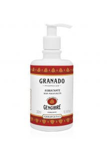 Moisturizing body cream with ginger extract - GENGIBRE BODY MOISTURIZER