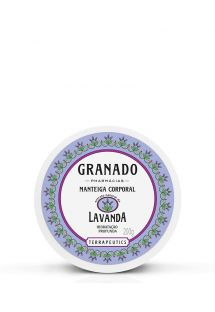 Hydrating body butter with lavender extract - LAVANDA BODY BUTTER