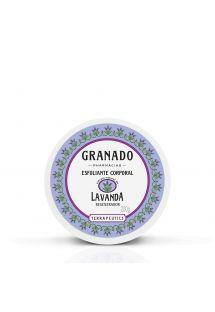 Sugar body scrub with lavender extract - LAVANDA BODY SCRUB
