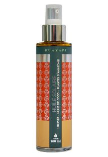 ECO sun oil with urucum - 100ml - URUCUM SUNTAN OIL