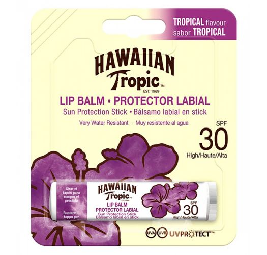 LIP BALM TROPICAL SPF30