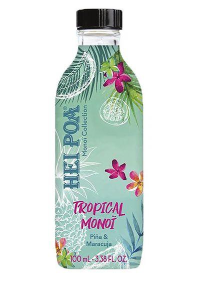Monoi fruit perfume with pineapple and passion fruit - MONOÏ TROPICAL 100ML