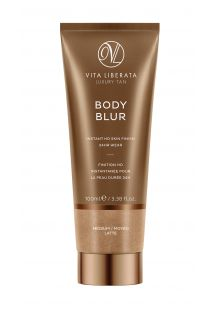 Soin bronzant temporaire finition HD 24H - BODY BLUR INSTANT SKIN FINISHING
