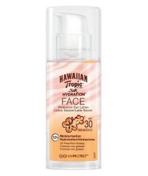 Sunscreen for face, SPF 30, pump dispenser - LAIT PROTECTION VISAGE