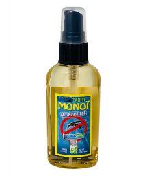 Monoï de Tahiti anti-moutiques aux huiles essentielles - ANTI-MOUSTIQUES 60ml