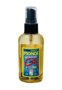 Monoï de Tahiti anti-mosquito with essential oils - ANTI-MOUSTIQUES 60ml