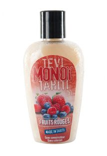 Monoï, perfume de frutas del bosque, frasco grabado - MONOI GOURMAND FRUITS ROUGES 125ML